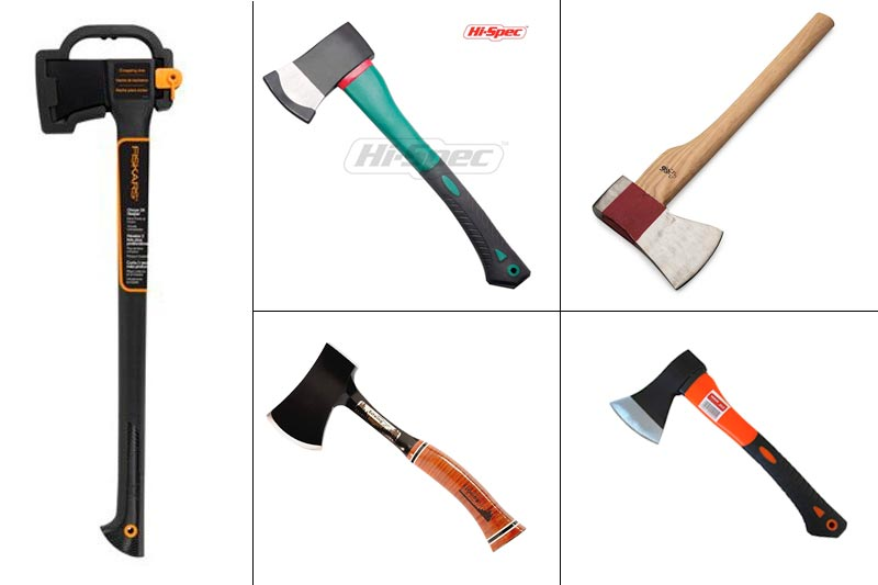 Best Chopping Axe for Trees in Review 2018