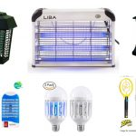 Best Electric Bug Zapper for Indoor and Outdoor Use in Review 2018