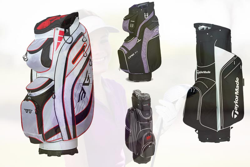 Best Golf Cart Bags : 12 Reviews, Lightweight with Stand for Mens