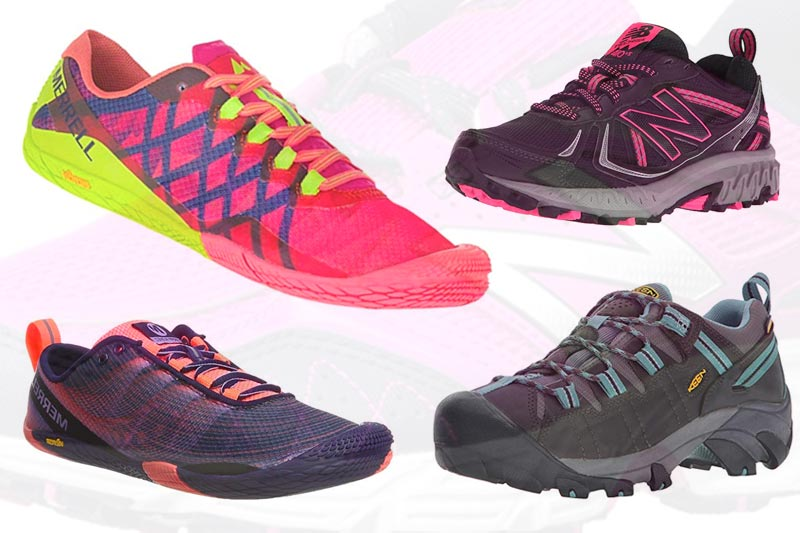 Best Trail Running Shoes for Hiking in Review 2018