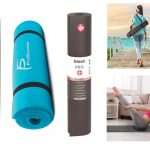 Best Affordable Yoga Mat : 10 Reviews, for Beginners