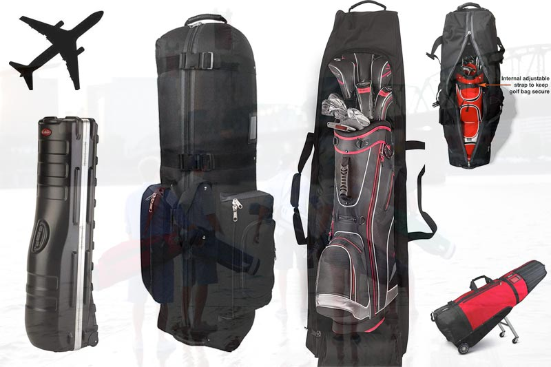 Best Golf Club Travel Bag : Reviews 2018, Top Rated, With Wheels