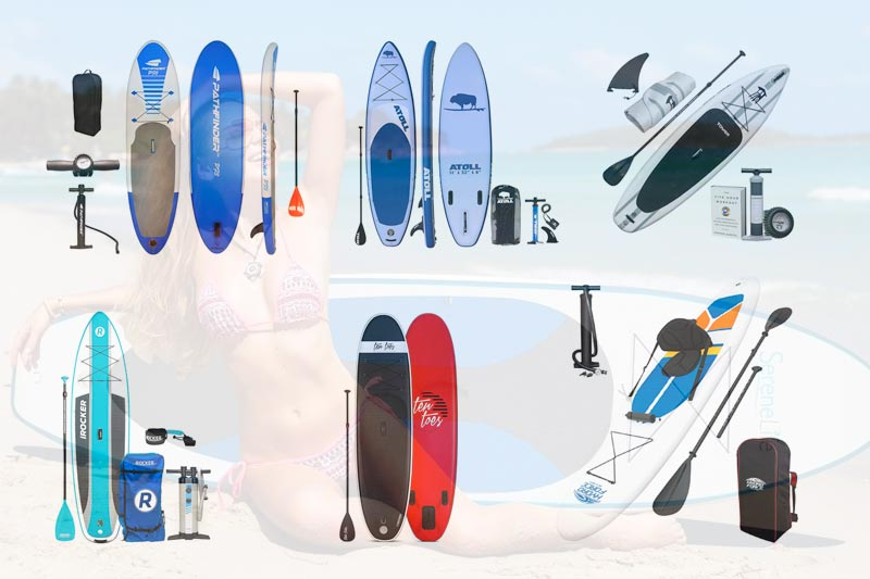 Best Inflatable Paddle Board Reviews 2018
