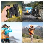 Best Lightweight Binoculars for Travel : 10 Reviews, Night Vision, Under 100