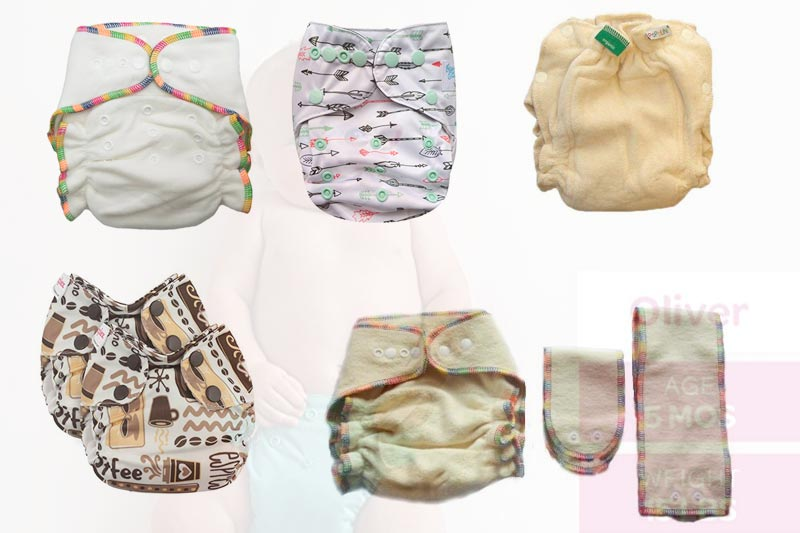 Organic Cotton Cloth Diapers : 10 Best, All in One, Cheap