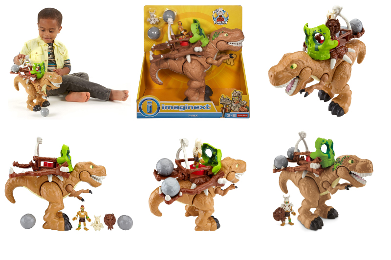 Fisher-Price Imaginext T-rex