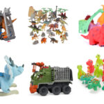 Best Dinosaur Toys : 10 Reviews, for Bath